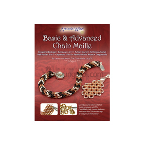 Basic & Advanced Chain Maille, Book