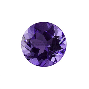 자수정 (Faceted Amethyst/Round)