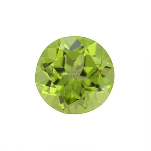 페리도트 (Faceted Peridot/Round)