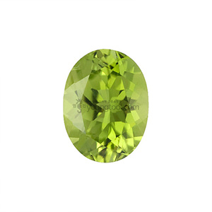 페리도트 (Faceted Peridot/Oval)