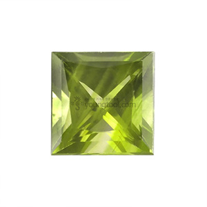 페리도트 (Faceted Peridot/Square)