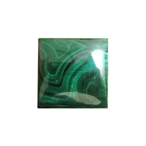 공작석 (Cabochon Malachite/Square)