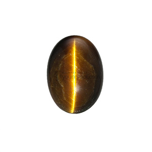 호안석 (Cabochon Tiger Eye/Oval)