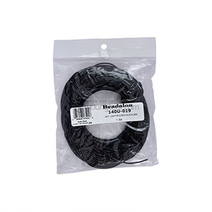 Beadalon Imitation Leather Cord 모조 가죽끈 (25M/Black)