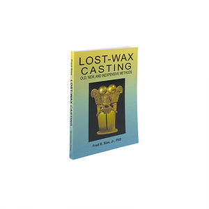 Lost Wax Casting, Book