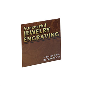 Successful Jewelry Engraving With Sam Alfano DVD
