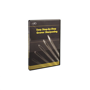 GRS Easy Step-By-Step Graver Sharpening DVD
