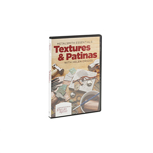 Textures and Patinas DVD with Helen Driggs