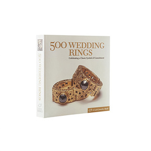 500 Wedding Rings, Book