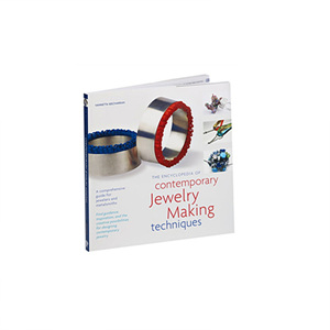 The Encyclopedia of Contemporary Jewelry Making Techniques, Book