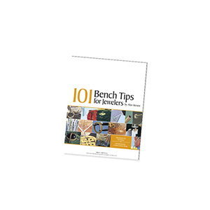 101 Bench Tips for Jewelers, Book