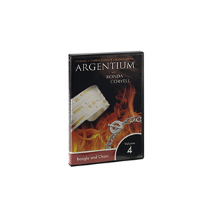 Argentium, Volume 4 -- Bangle and Chain, DVD
