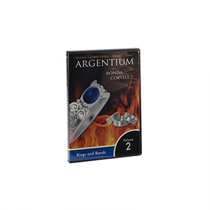 Argentium, Volume 2 -- Rings and Bands , DVD