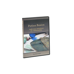 Patina Basics: Safe Color Solutions For Metalsmiths DVD