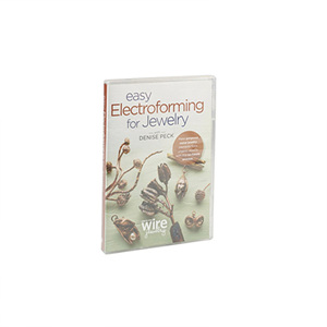 Easy Electroforming for Jewelry DVD