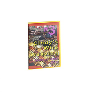 Cindy's Wire Weaving, #3, DVD