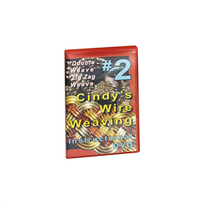 Cindy's Wire Weaving, #2, DVD