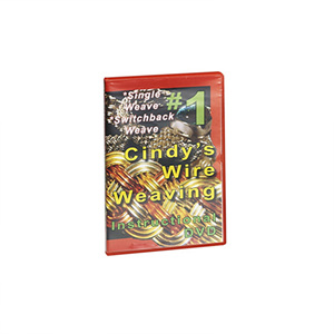 Cindy's Wire Weaving, #1, DVD