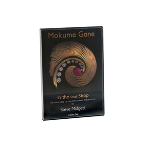Mokume Gane in the Small Shop, DVD