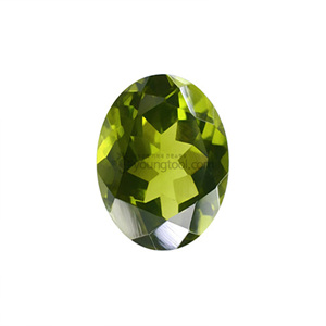 AAA+ 페리도트 (Faceted Peridot/Oval)
