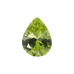 AAA+ 페리도트 (Faceted Peridot/Pear)