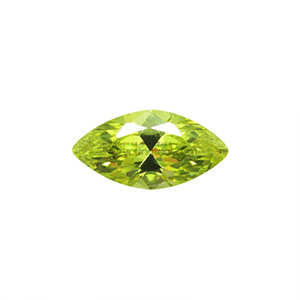 AAA+ 페리도트 (Faceted Peridot/Marquise)