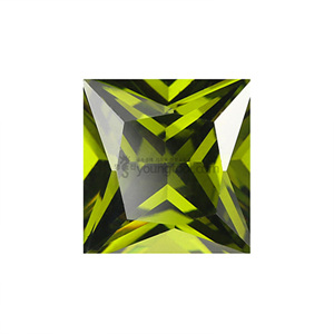 AAA+ 페리도트 (Faceted Peridot/Square)