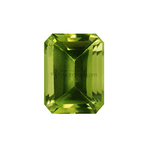 AAA+ 페리도트 (Faceted Peridot/Emerald)