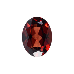 AAA+ 가넷 (Faceted Garnet/Oval)