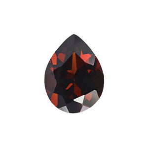 AAA+ 가넷 (Faceted Garnet/Pear)