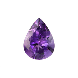 AAA+ 자수정 (Faceted Amethyst/Pear)