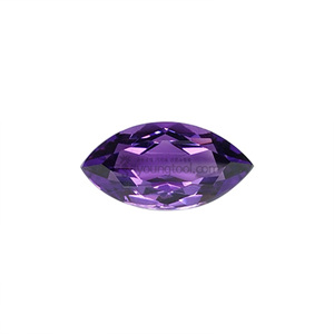 AAA+ 자수정 (Faceted Amethyst/Marquise)