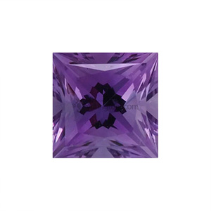 AAA+ 자수정 (Faceted Amethyst/Square)