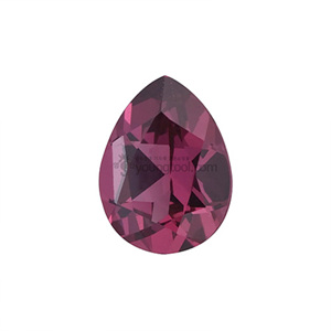 AAA+ 로돌라이트 가넷 (Faceted Rhodolite Garnet/Pear)