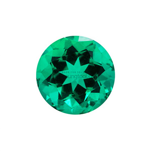 AAA+ 에메랄드 (Faceted Emerald/Round)