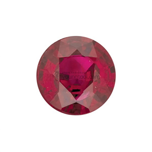 AAA+ 루비 (Faceted Ruby/Round)
