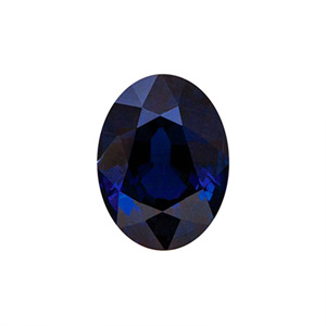 AAA+ 사파이어 (Faceted Sapphire/Oval)