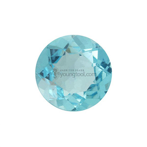 아파타이트 (Faceted Apatite/Round)