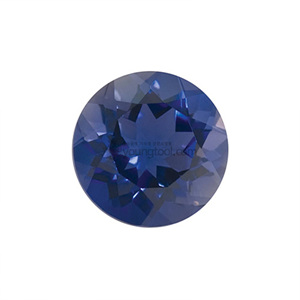 아이올라이트 (Faceted Iolite/Round)