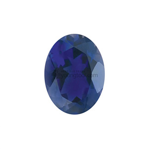 아이올라이트 (Faceted Iolite/Oval)