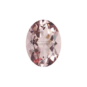 모가나이트 (Faceted Morganite/Oval)
