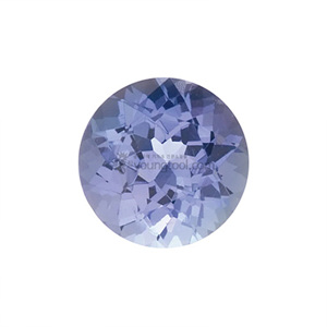 탄자나이트 (Faceted Tanzanite/Round)